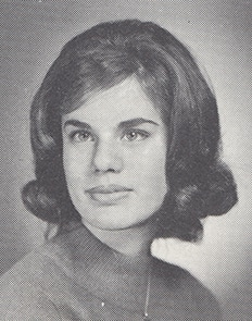 Louise Herman yearbook picture