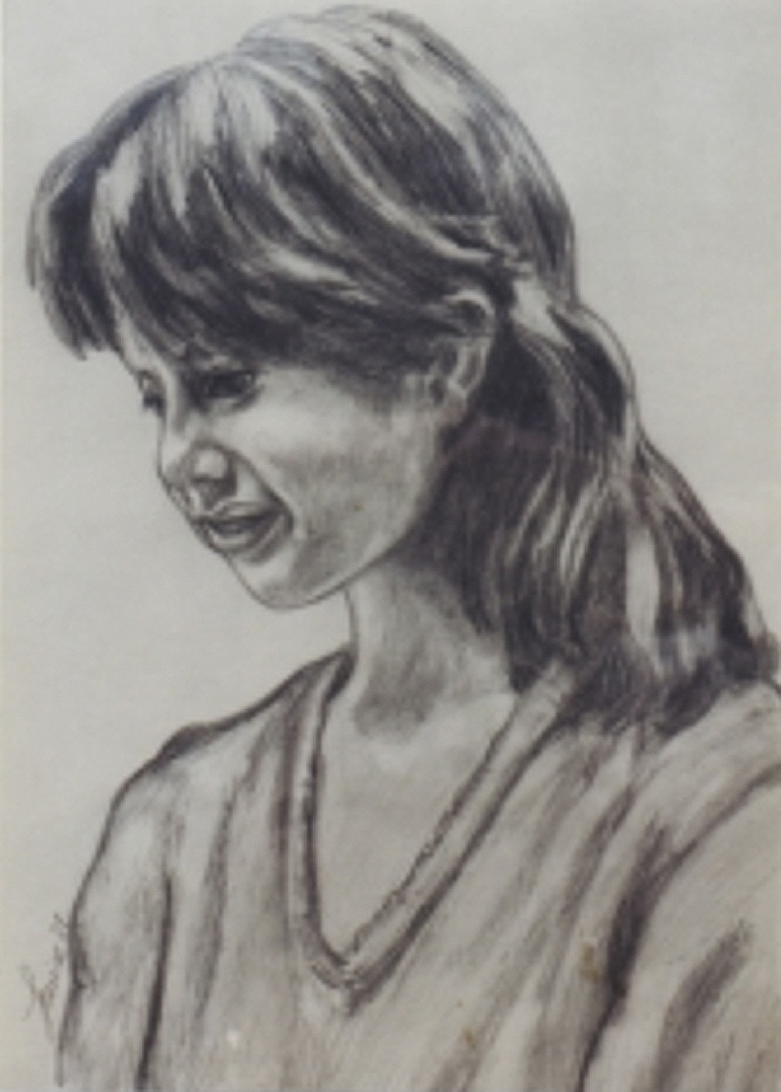 Jodi's portrait