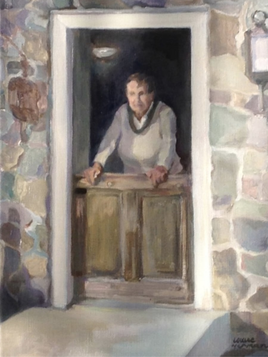 Betsy Wyeth at Home