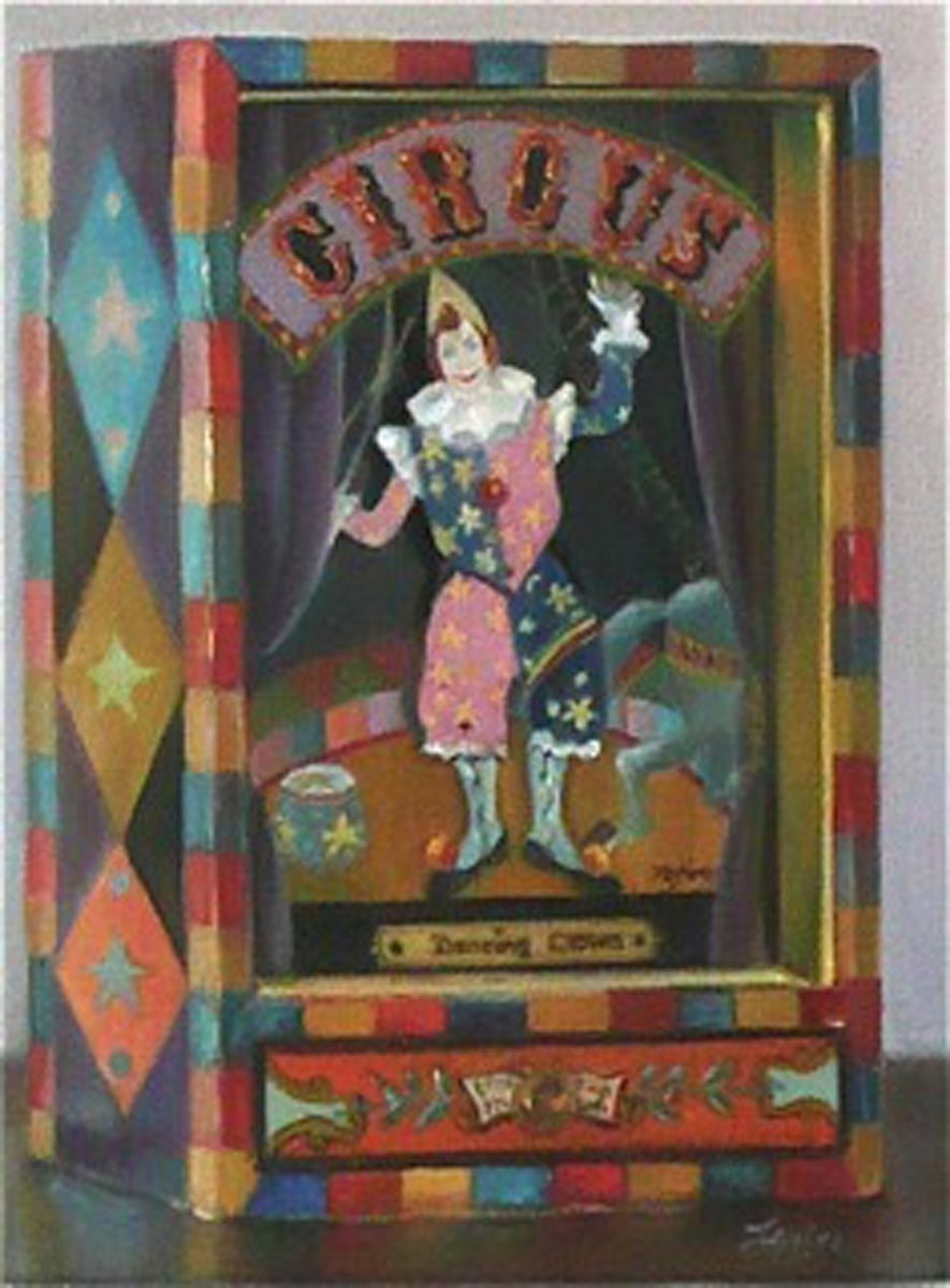 Music Box, Dancing Clown