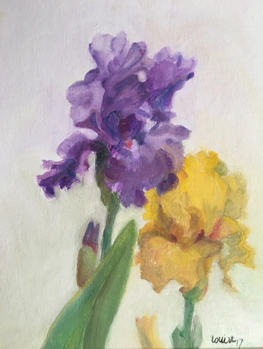 Two Irises