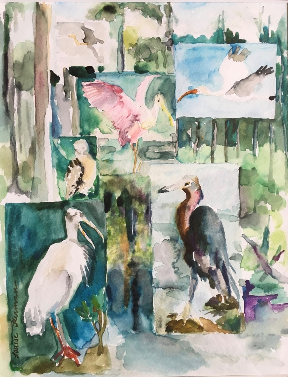 Florida Watercolor