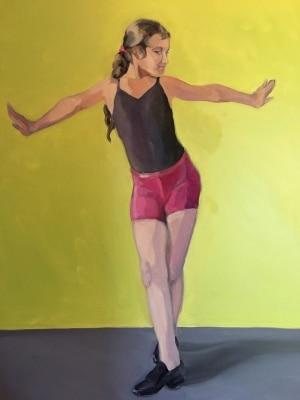 Ava in Dance Pose