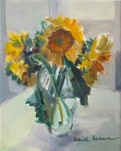 Ilana's Sunflowers
