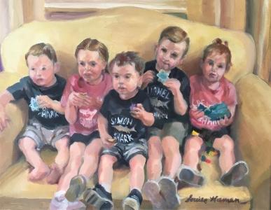 Five Grandchildren