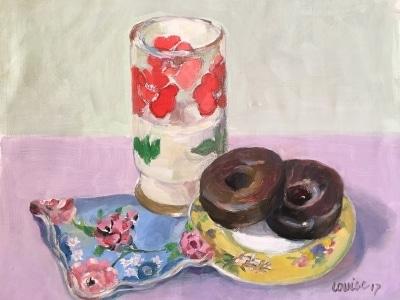 Milk and Doughnuts